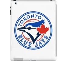 logo 2016 toronto blue jays logo iPad Case/Skin