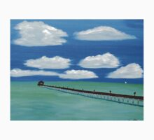 Long Pier Out One Piece - Short Sleeve
