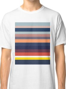 Ocean Sunset Colors #1 Classic T-Shirt
