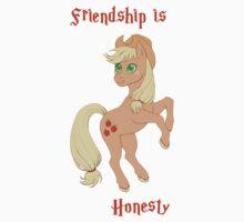 Friendship is Honesty One Piece - Long Sleeve
