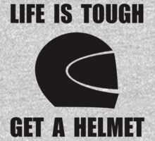 Life Tough Get Helmet One Piece - Long Sleeve