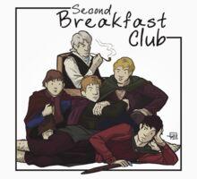 Second Breakfast Club Kids Tee