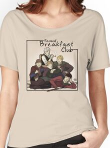 Second Breakfast Club Women's Relaxed Fit T-Shirt