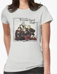 Second Breakfast Club Womens Fitted T-Shirt