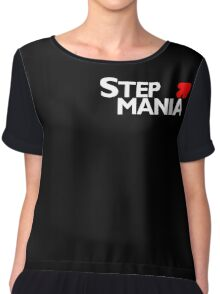 Stepmania variation 1 side location Chiffon Top