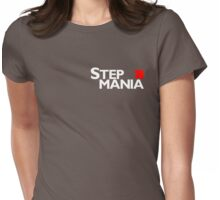 Stepmania variation 1 side location Womens Fitted T-Shirt