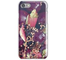 Pickled Beet iPhone Case/Skin
