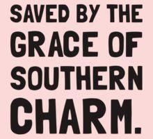 Saved Grace Southern Charm Kids Tee
