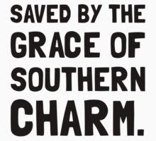 Saved Grace Southern Charm Baby Tee