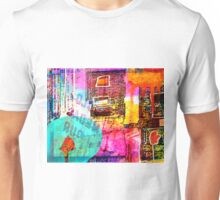 Mitten Abstract Unisex T-Shirt