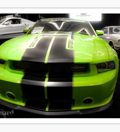 Mustang Love Sticker