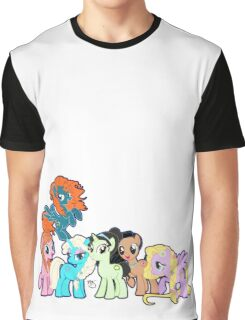Ponified Princess - Version 2 Graphic T-Shirt