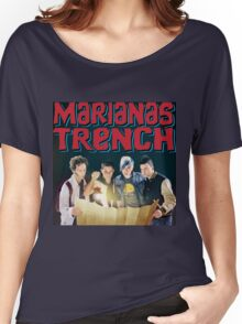 Astoria - Marianas Trench Women's Relaxed Fit T-Shirt