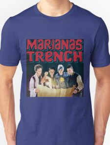 Astoria - Marianas Trench Unisex T-Shirt