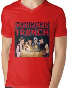 Astoria - Marianas Trench Mens V-Neck T-Shirt