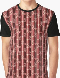 Ombre Arrows Graphic T-Shirt