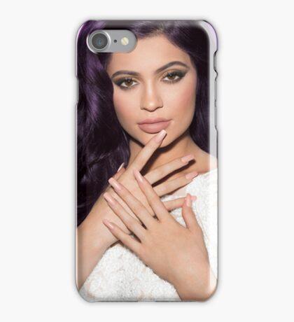 Kylie Jenner Nail Polish 2 iPhone Case/Skin