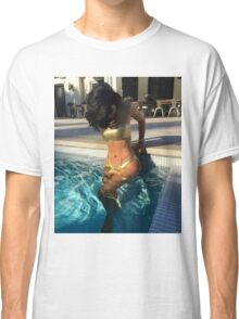 Kylie Pool Classic T-Shirt