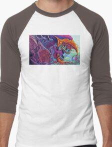 Hyper Beast Men's Baseball ¾ T-Shirt