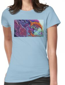 Hyper Beast Womens Fitted T-Shirt