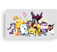 Voices of Tom Kenny Canvas Print