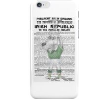 Republic of Ireland Centenary iPhone Case/Skin