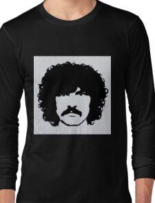 Burton Cummings Portrait Long Sleeve T-Shirt