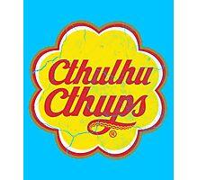 Cthulhu Cthups Photographic Print
