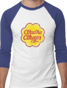 Cthulhu Cthups Men's Baseball ¾ T-Shirt