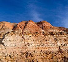 Maslin Cliffs by sedge808