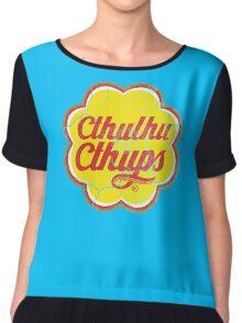 Cthulhu Cthups Chiffon Top