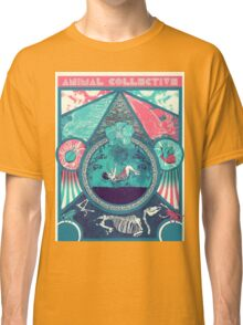 Animal Collective Circus Style Classic T-Shirt