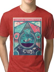 Animal Collective Circus Style Tri-blend T-Shirt