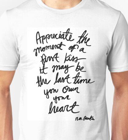 Quote, R.M. Drake Unisex T-Shirt