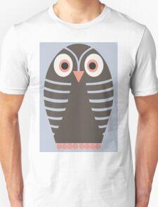 STRIPED OWL Unisex T-Shirt