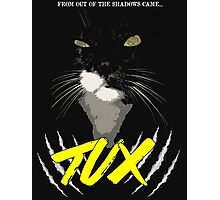 Tux - The Movie Photographic Print