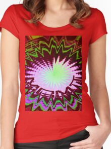 Original MGMT Women's Fitted Scoop T-Shirt