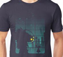 Come on, Mr. Bubbles! Unisex T-Shirt