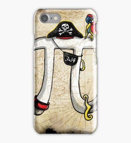 Pirate Pi Day iPhone Case/Skin