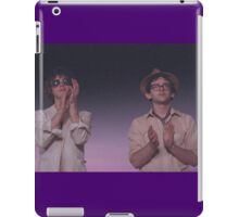 MGMT Clapping iPad Case/Skin