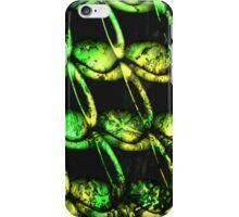 army of misfits in green iPhone Case/Skin