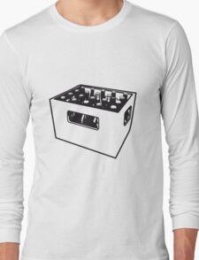 Beer drinking booze box Long Sleeve T-Shirt