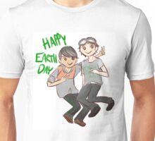 The 100 Jasper Monty 'Happy Earth Day' Unisex T-Shirt