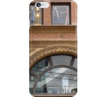 The old Simpsons window iPhone Case/Skin
