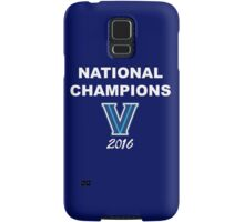NCAA National Champions Villanova Wildcats Samsung Galaxy Case/Skin