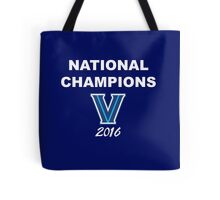 NCAA National Champions Villanova Wildcats Tote Bag