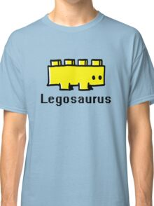 Fear the legosaurus Classic T-Shirt