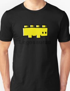 Fear the legosaurus Unisex T-Shirt