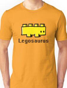 Fear the legosaurus Unisex T-Shirt