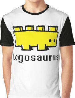 Fear the legosaurus Graphic T-Shirt